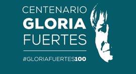 Citas literarias de Gloria Fuertes adornarán las calles madrileñas como homenaje en el centenario de su nacimiento