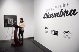 Fundación Unicaja ofrece en Cádiz un paseo por la Alhambra a través de reconocidos fotógrafos