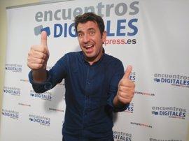 El humorista y actor Arturo Valls será el pregonero del Carnaval de Águilas