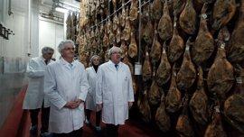 Hererra aboga por más innovación y exportaciones del sector agroalimentario