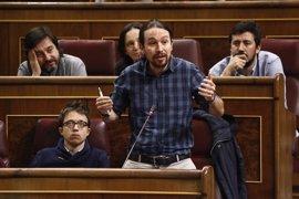 """Pablo Iglesias pide """"responsabilidad"""" a Errejón: """"Hay que demostrar altura"""""""