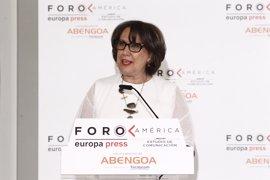 Rajoy recibirá mañana a Rebeca Grynspan con las políticas de Trump como telón de fondo