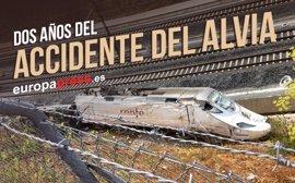 CHA reclama una comisión para investigar el accidente del Alvia en 2013