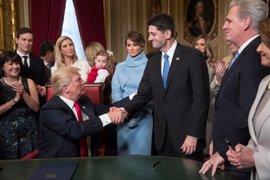 """Paul Ryan admite que el decreto migratorio de Trump es """"confuso"""""""