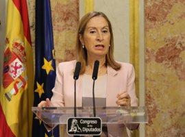 Ana Pastor consolida el adelanto de los Plenos una hora, pero hará más propuestas de conciliación