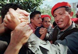 """Venezuela lanza la campaña """"Chávez de verdad"""" para combatir la serie de televisión colombiana"""