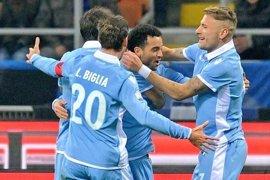 La Lazio, semifinalista de la Copa de Italia tras eliminar al Inter