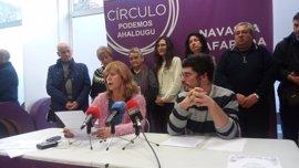 """Podemos Navarra presenta 16 propuestas a Vistalegre II incidiendo en la """"cultura del respeto"""" dentro de la organización"""