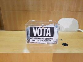 Ayuntamiento ha recibido 68.200 votos franqueados antes de abrirse el plazo para votar en las consultas ciudadanas