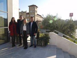 Cuatro alumnos de la UR, entre los 17 finalistas del III Concurso #EstudiantesConTalento