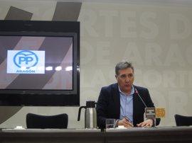 """PP cree que la política autonómica """"va en contra del impulso económico y el empleo"""""""