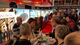 El destino 'Costa de Almería' participa en el Salón de Vacances de Bruselas