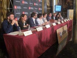 Barcelona comparte con seis ciudades su herramienta de participación digital Decidim.Barcelona