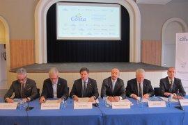 Los 25.000 cruceristas de Costa Cruceros generarán un impacto de 2,2 millones en Tarragona