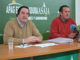 APAG Extremadura Asaja y Asaja Cáceres se presentarán en coalición a las elecciones al campo en la región