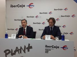 Ibercaja invertirá 12 millones en Catalunya para aumentar un 32% su volumen de negocio