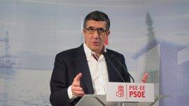 """López (PSOE) asegura que no se retirará """"de ninguna de las maneras"""" de la carrera hacia el liderazgo del partido"""