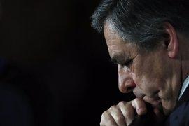 """Fillon denuncia un """"golpe institucional"""" de la izquierda para derribar su candidatura"""