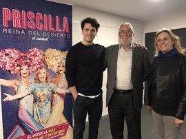 """El musical Priscilla, """"dos horas y media de felicidad"""""""