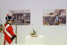 Archivo Municipal se aproxima a Esteban Alcántara, los cómics y el desarrollo de la Guerra de la Independencia