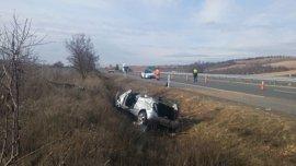 Enero concluye sin víctimas mortales por accidentes de tráfico en Navarra