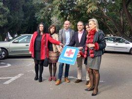 La Diputación de Málaga, dispuesta a financiar parte de un nuevo hospital en los terrenos del Civil