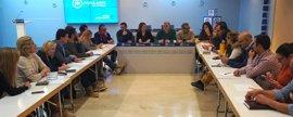 """El PP critica que la Junta """"condene el crecimiento"""" de los municipios de Málaga al """"paralizar"""" el urbanismo"""