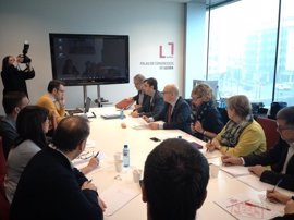El Ayuntamiento de Lleida asumirá la gestión de la Llotja a partir del 1 de marzo