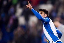 """Gerard Moreno: """"Hay que tener los pies en el suelo y jugar mejor"""""""