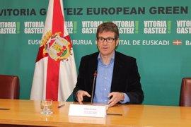 """Urtaran acusa a EH Bildu de tener """"una desmedida ambición"""" y de """"precipitación"""" a la hora de plantar cara a la campaña"""