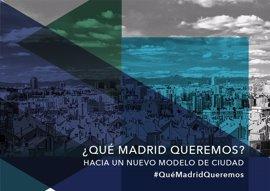 Ganemos organiza una jornada sobre el modelo de ciudad, el papel del coche, el patrimonio histórico y la 'turistización'