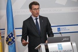 Feijóo pide a Interior que solucione la falta de policías nacionales en Galicia