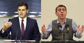 Rivera y Monedero cierran su pleito con disculpas del cofundador de Podemos