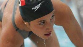La nadadora mexicana Fernanda Armenta se debate entre la vida y la muerte tras recibir un disparo