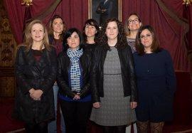 Las diputaciones andaluzas coordinan en Cádiz su mensaje para el Día de la Mujer