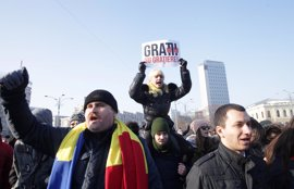 Movilización generalizada en Rumanía contra el decreto que suprime delitos por corrupción