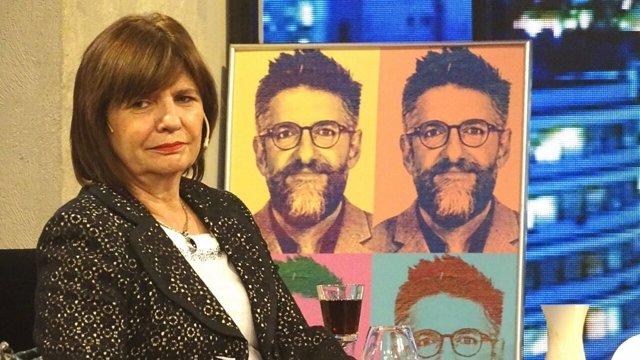 Ministra de Seguridad Argentina