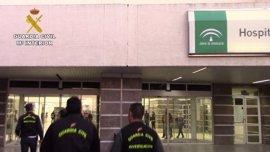 Veintidós detenidos por defraudar 250.000 euros al SAS con prótesis ortopédicas