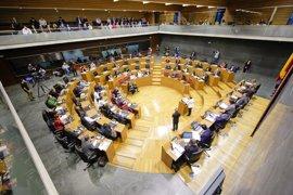 El Parlamento foral rechaza el proyecto de ley de Cuentas Generales de Navarra de 2015