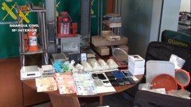 Detenidas 29 personas en Madrid y Galicia por pertenecer a una red de tráfico de heroína