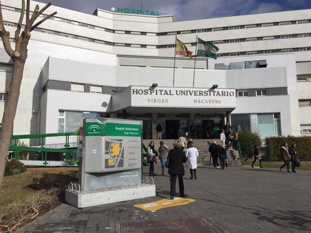 Nota De Prensa Hospital Virgen Macarena