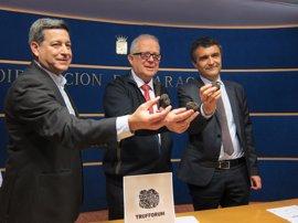 Trufforum convertirá el 11 y 12 de febrero a Zaragoza en la capital europea de la trufa