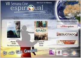 Las películas 'Si Dios quiere', 'Resucitado' y 'Little Boy' en el ciclo de 'Cine Espiritual'