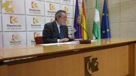 La Diputación de Córdoba logra un nivel de ejecución del 83,84% en el presupuesto de 2016, el más alto en 21 años