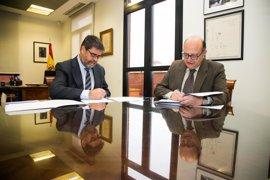 Tribunal de Cuentas y Cámara de Cuentas andaluza refuerzan su colaboración para fiscalizar el sector público local