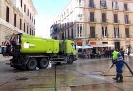 """De la Torre insiste en el proceso de """"reflexión"""" con Limasa y """"en el deseo de acertar por el bien de Málaga"""""""