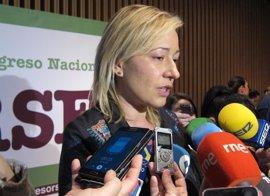 Gastón achaca la subida del paro en enero en Aragón al fin de la campaña navideña