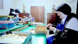 Un documental español cuenta cómo 13 monjas fabrican un millón de hostias al año para las iglesias de Cuba