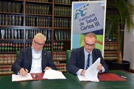 El Instituto de Salud Carlos III y la Fundación Luzón acuerdan aumentar el conocimiento médico y social sobre la ELA