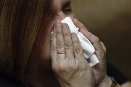 Un nuevo fallecido por gripe eleva a once los muertos por el virus en Extremadura